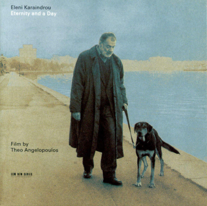 Eleni Karaindrou - Eternity and a Day - Cover