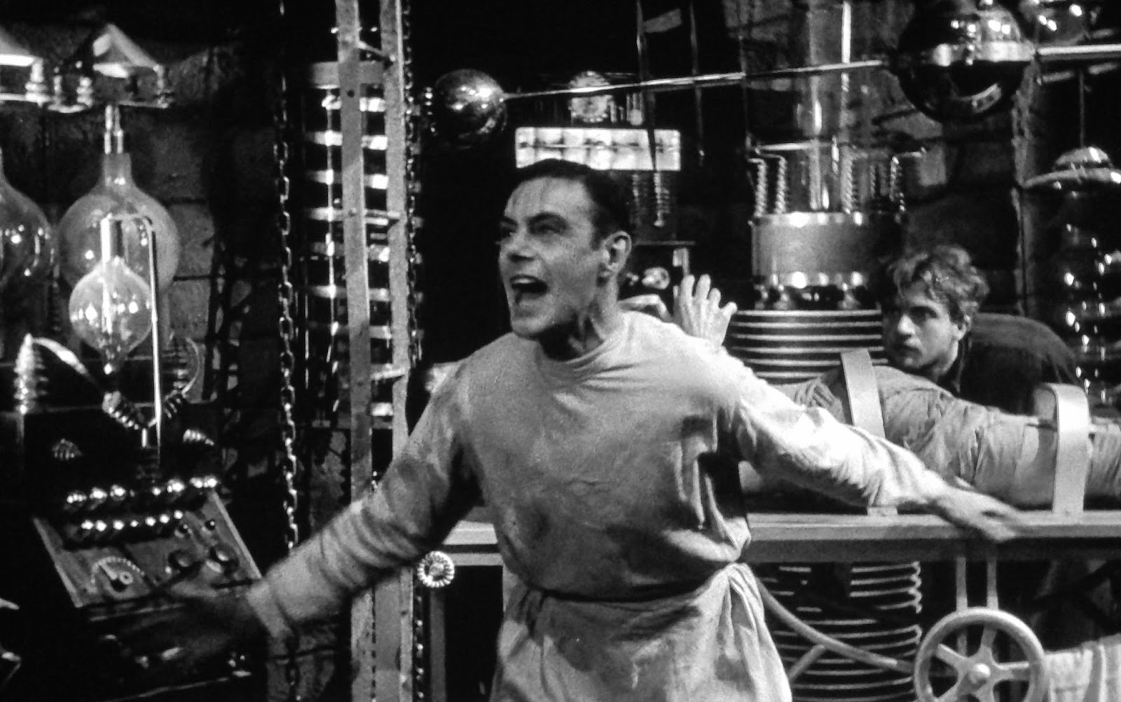 an analysis of victor frankensteins scientific work Explanation of the famous quotes in frankenstein the beauty and simplicity of the phrasing epitomize the eighteenth-century scientific victor utters these.
